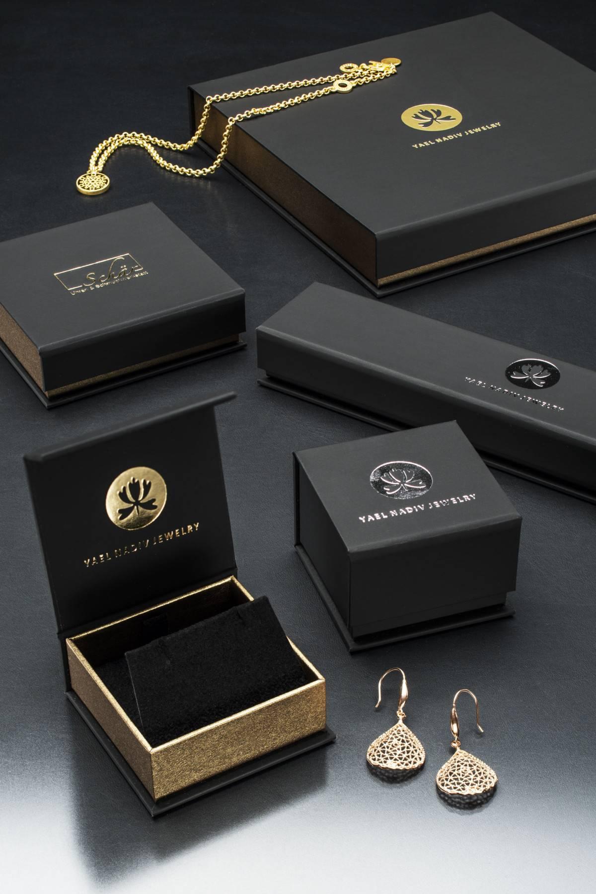 emballage bijou avec impression