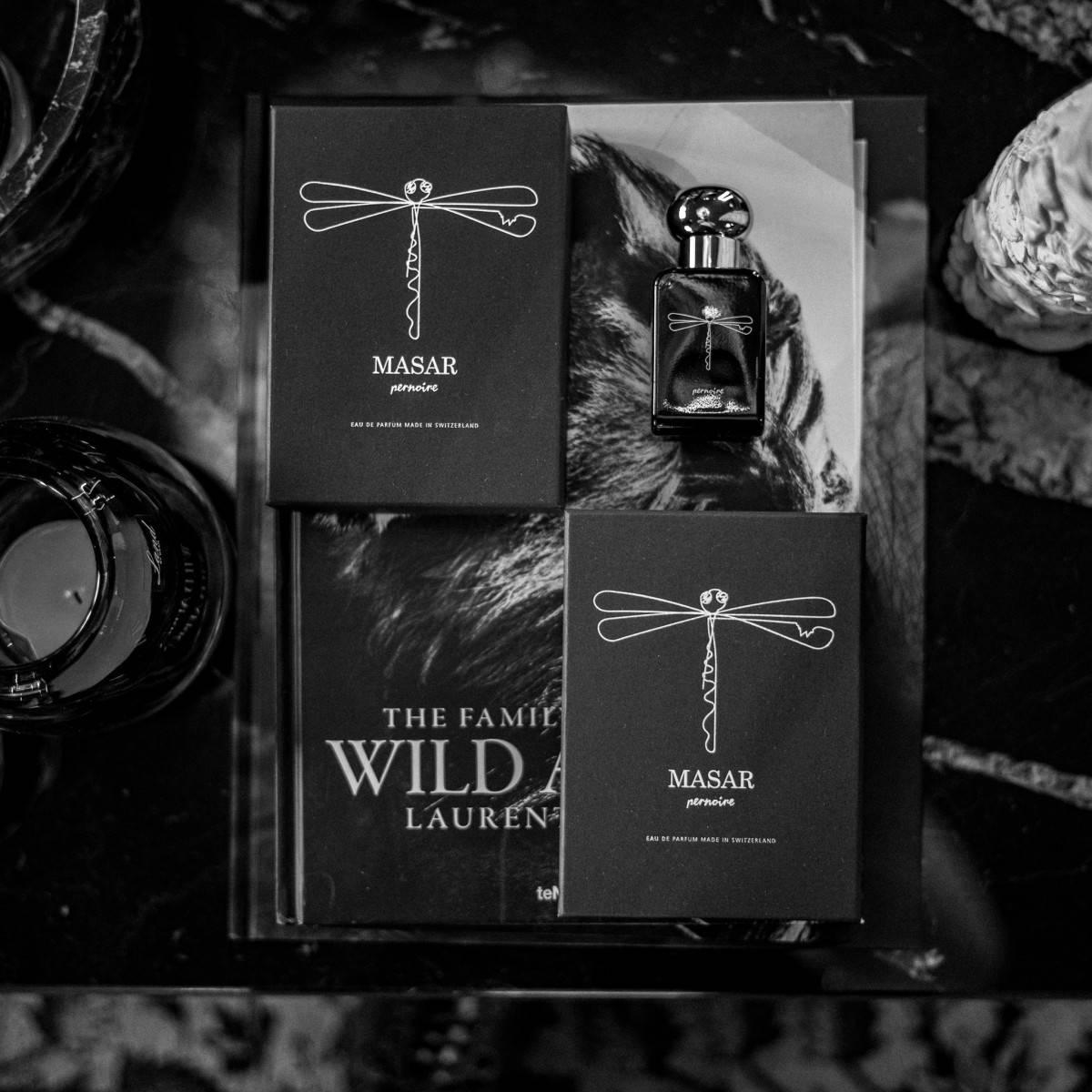 Verpackung Parfum