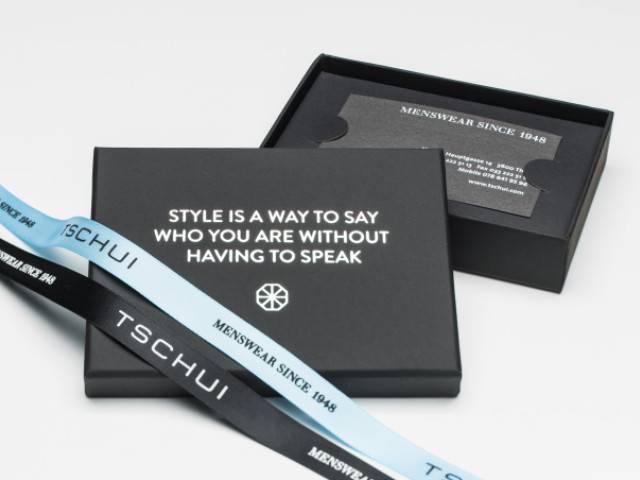 Gutscheinbox - Kreditkarte