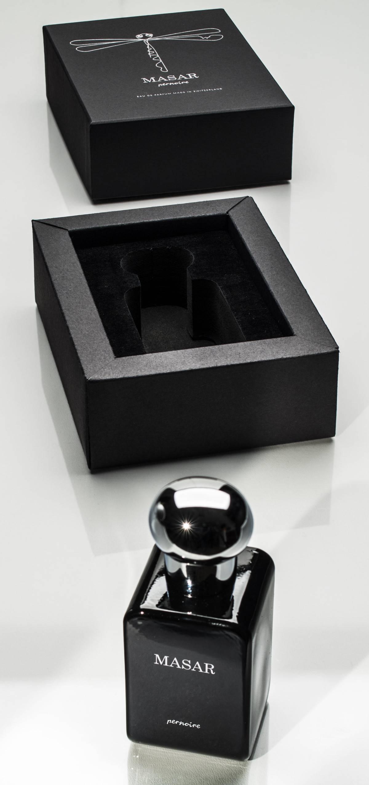 Verpackung für Parfum