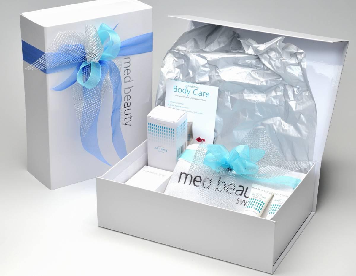 Produktverpackung für Beautyprodukte