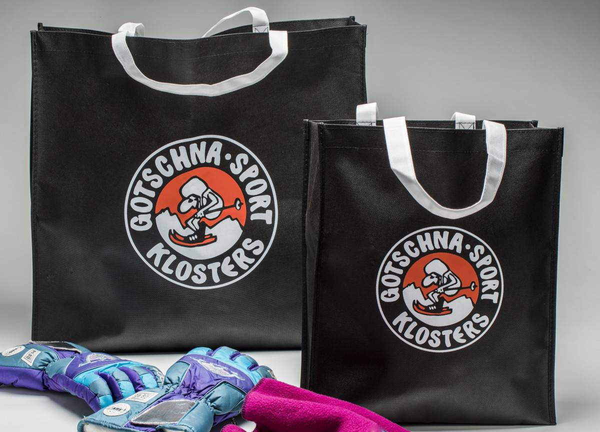 Tasche aus Recyclingmaterial