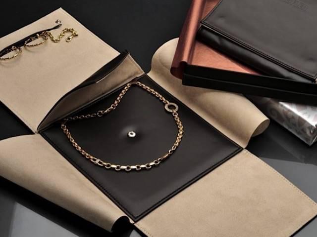 Prestige Folder Leder